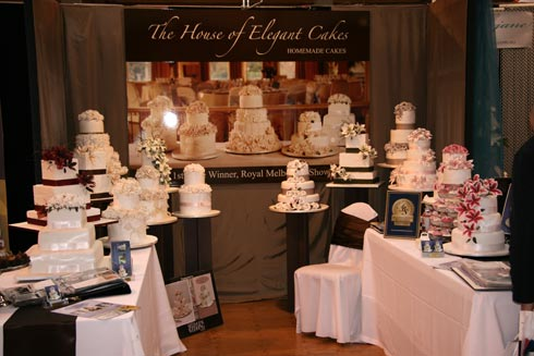Cake Decorating Expo : The House of Elegant Cakes - Melbourne Wedding Cakes ...